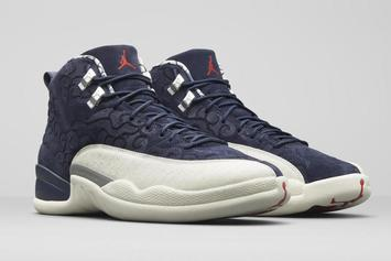 "Air Jordan 12 ""International Flight"" Makes Retail Debut Next Week"