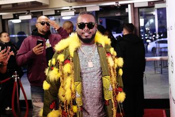 T-Pain Caught With Loaded Gun At Atlanta Airport: Report
