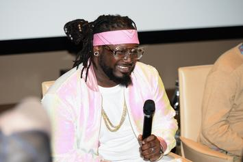 "T-Pain Explains Loaded Gun At Airport Incident: ""Most Artists Would've Ran Off"""