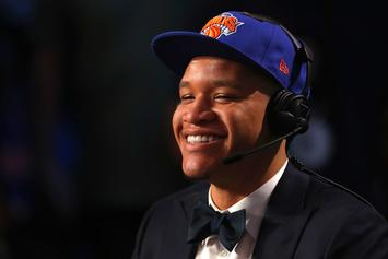 Knicks Rookie Kevin Knox Signs Multi-Year Deal With Puma