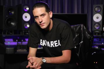 "G-Eazy Posts Up With His ""Brudder"" Lil Uzi Vert In Silly Photo"