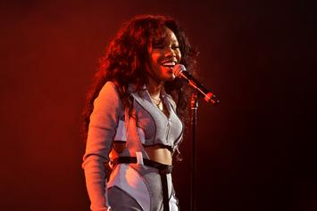 "SZA Teases That Her New Album ""A"" Is Done"
