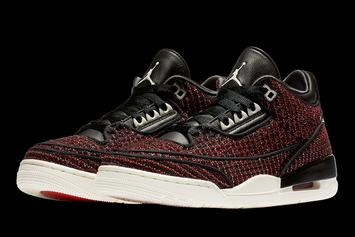 "Air Jordan 3 x Vogue ""AWOK"" Collection Debuts Tomorrow: Official Images"