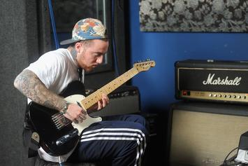"Mac Miller Performs ""Hurt Feelings"" Live At The Hotel Café: Watch"