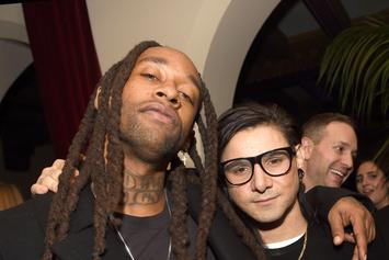 Video Of Ty Dolla $ign Arrest Shows Skrillex Present At Drug Bust