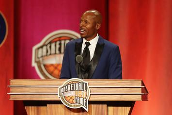 Ray Allen Lauds 2008 Celtics, Reggie Miller & Michael Jordan In Hall Of Fame Speech
