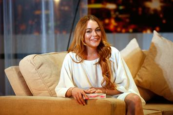 Is Lindsay Lohan Trying To Make Moves On Tyga?