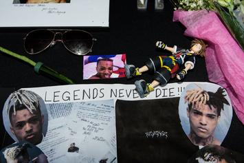 "XXXTentacion's ""Sad!"" Goes 4X Platinum"