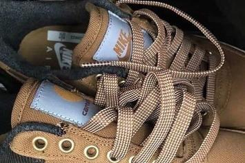 Carhartt x Nike Air Force 1 Rumored To Release Next Month: First Look