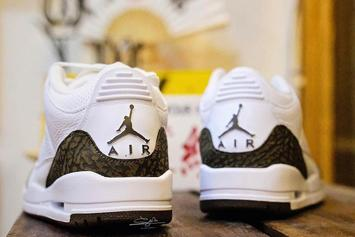 "Air Jordan 3 ""Mocha"" Returning This Holiday Season: New Images"