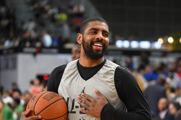 Knicks Prioritizing Kyrie Irving In 2019 Free Agency: Report