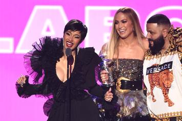 "Cardi B Subtly Responds To Nicki Minaj With More Proof Of Her Success: ""But I Get Up 10"""