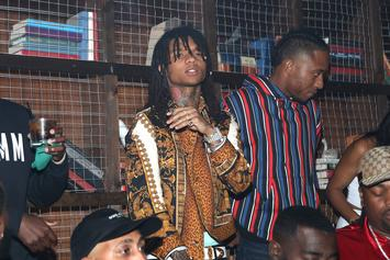 Swae Lee's Ex-Girlfriend Announces They're Back Together With NSFW Photo
