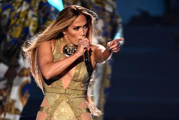 "Jennifer Lopez's Latest IG Post Is All About Her Famous Butt: ""Not Your Average Peach"""