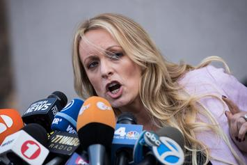 "Stormy Daniels Compares Trump's Penis To ""Mushroom Character In Mario Kart"""