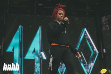 Trippie Redd Appears In Hulu Commercial During 2018 Emmys