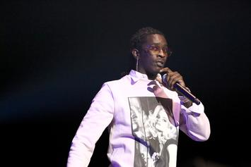 Young Thug To Stay Free Until Trial After Prosecutors Fail To Keep Him Jailed: Report