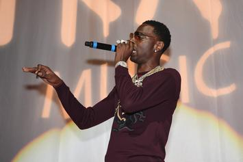 "Young Dolph Criticizes ""The Phoney Nature"" Of Posthumous Praise In Hip Hop"