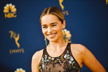 "Emilia Clarke Gets Epic ""Game Of Thrones"" Dragon Tattoo After Filming Finale"