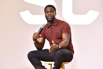 Kevin Hart Is Terrified By Robert Irwin's Spiders, Snakes, & Other Animals: Watch