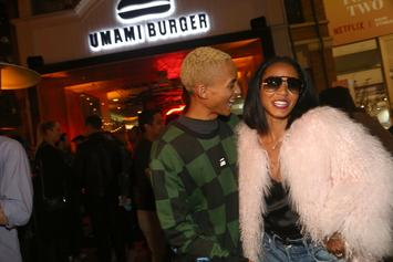 Jaden Smith Took His Mom To A Safari For Her Birthday