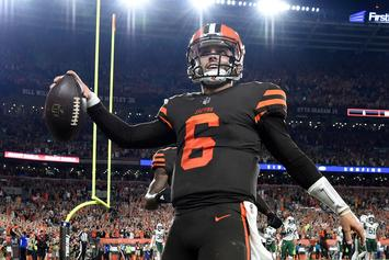 Baker Mayfield Leads Browns To First Win Since 2016: Twitter Reacts
