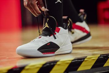 Jordan Brand Unveils The Laceless Air Jordan 33 In Multiple Colorways