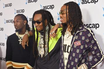 Migos Are Diddy's Morning Inspiration For The End Of The Week
