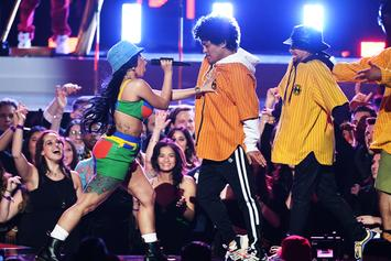 Bruno Mars Pays Homage To Cardi B On 24K Magic Tour