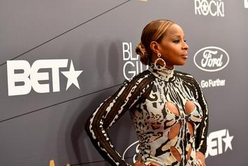 Mary J. Blige Sued For Reportedly Trashing LA Mansion & Not Paying Rent