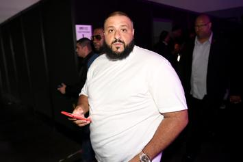 """DJ Khaled Shares """"Icon-Laden"""" Throwback Picture With Jay-Z, Nas & More"""