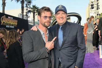 """Chris Hemsworth Wraps Up """"Avengers 4"""" Reshoots Which Ends His Marvel Contract"""