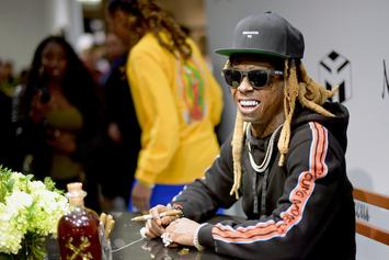 """Lil Wayne Set To Appear On """"The Tonight Show With Jimmy Fallon"""" Next Week"""
