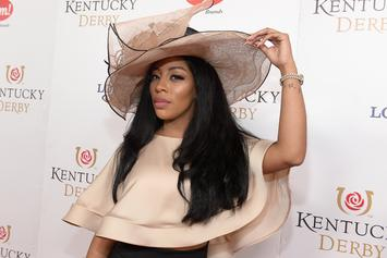 """K. Michelle Responds After Being Accused Of Skin Bleaching: """"The Sh*t Y'all Make Up"""""""