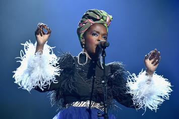 American Express Reportedly Sues Lauryn Hill For Nearly $400K In Unpaid Credit Card Debt