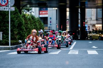 "Nintendo Wins Lawsuit Against Company That Runs Real Life ""Mario Kart"" Experience"