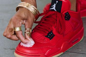 "Air Jordan 4 NRG ""Fire Red"" Details & Release Info Announced"