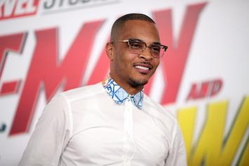 """T.I. Supports Kanye West's """"Horribly-Worded"""" 13th Amendment Comment"""
