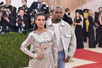 Kanye West Gifted Kim Kardashian Part-Ownership Of Yeezy After Turning Down $1M