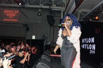 "CupcakKe Drops Out Of Tour With Iggy Azalea Due To ""Change Of Plans"""