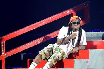 "Lil Wayne & NASASEASONS Link For Day 6 ""Tha Carter V"" Merch"
