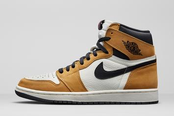"Air Jordan 1 ""Rookie Of The Year"" Inspired By MJ's ROY Outfit: Release Info"