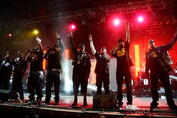 Wu-Tang Clan Members Take To Space In New Mini-Series