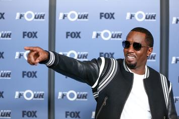 Diddy Announces New Black Raspberry Flavoured Ciroc