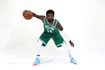 """Kyrie Irving On Boston Celtics: """"I Plan On Re-Signing Here Next Year"""""""