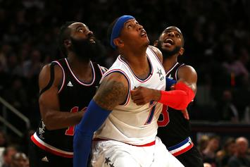 """Chris Paul Calls The Carmelo Disrespect Is """"Unbelievable,"""" His Addition """"A No-Brainer"""""""