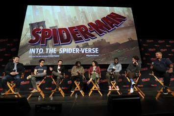 """Spider-Man: Into The Spider-Verse"" Cast Previews 35 Minutes Of Film At Comic Con"