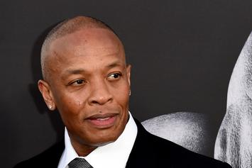 Dr. Dre Keeps Quiet When Asked About Suge Knight's Sentencing