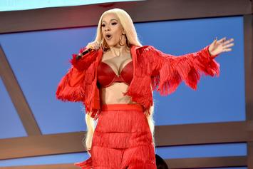 Cardi B Flaunts Her Skinny Post-Pregnancy Body In Latest IG Post