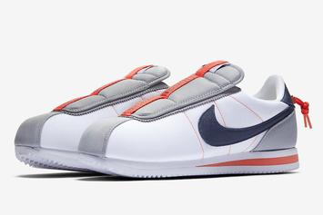 Kendrick Lamar x Nike Cortez Basic Slip Scheduled To Drop This Weekend